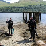 The Intrepid Scottish Wetsuit Diver